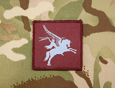 Reverse 16 Air Assault Brigade TRF Patch