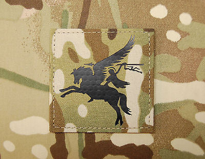 Infrared 16 Air Assault Brigade Multicam Tactical Recognition Flash Patch