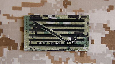Infrared NWU Type III / AOR2 US First Navy Jack Patch
