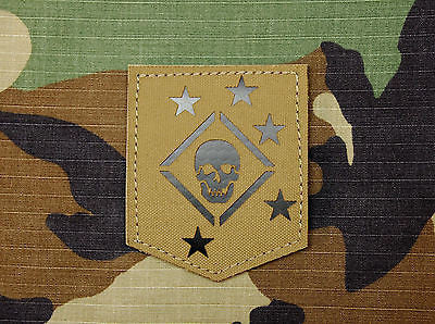 Infrared Marine Raiders Tan Patch