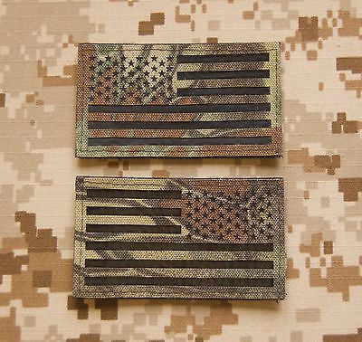 Infrared California State Flag Multicam Call Sign