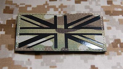 Infrared Multicam IR Union Flag Patch