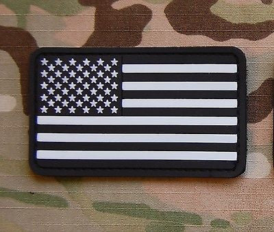 USA Wings GITD Morale Patch