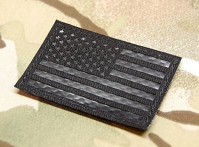 Infrared Blackout IR US Flag Patch