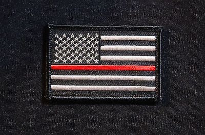 Infrared US/Canada Friendship Flag Patch