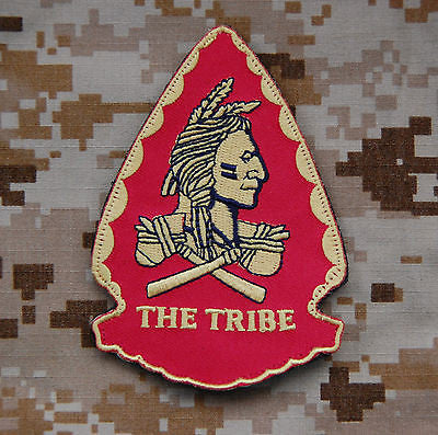 Long Range Desert Group Embroidered Patch