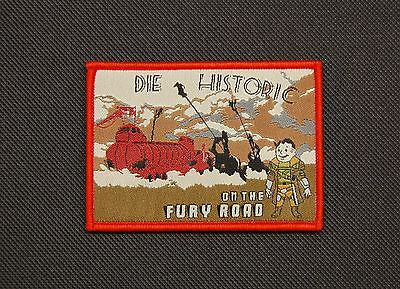 Die Historic On The Fury Road Morale Patch