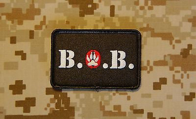 Bug Out Bag Marker Patch