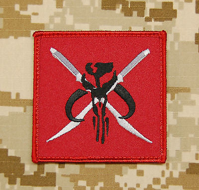 Blackbeard Morale Patch Set
