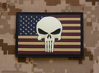Mini Betsy Ross Flag 3D PVC Morale Patch