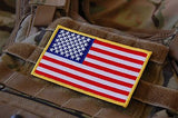 Large American Flag Patch - 5
