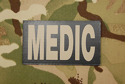 Infrared MEDIC Patch