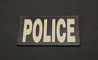 Infrared FBI Black & White IR Patch