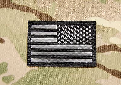 Infrared AOR2 Texas State Flag Call Sign Patch