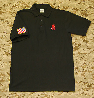 NSWDG Red Squadron Polo Shirt