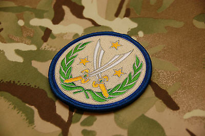 Operation Inherent Resolve Combat Shoulder Patch