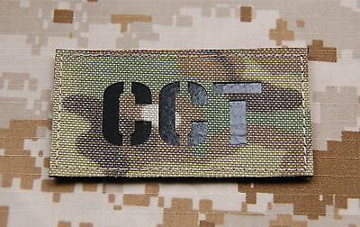 Infrared CCT Multicam Call Sign Patch