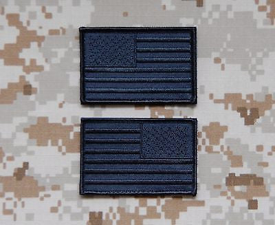 "Large American Flag Patch - 5"" x 3"""