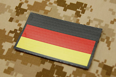 IR German Flag Standard & Mini Patch Set