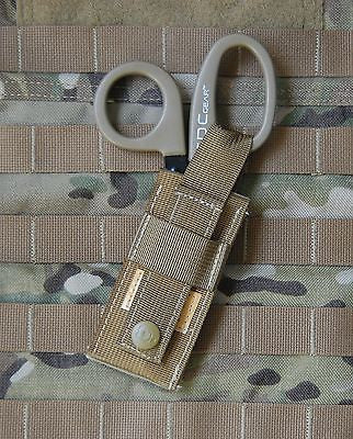 Trauma Shears Holster - Tan