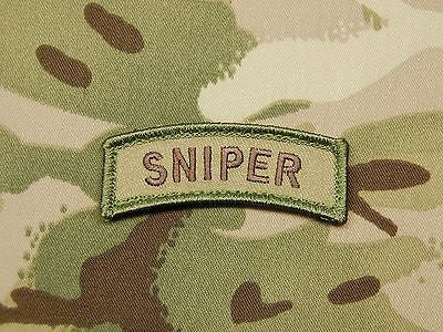 SNIPER Tab Patch - Multicam