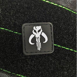 Mandalorian GITD Ranger Eye Morale Patch