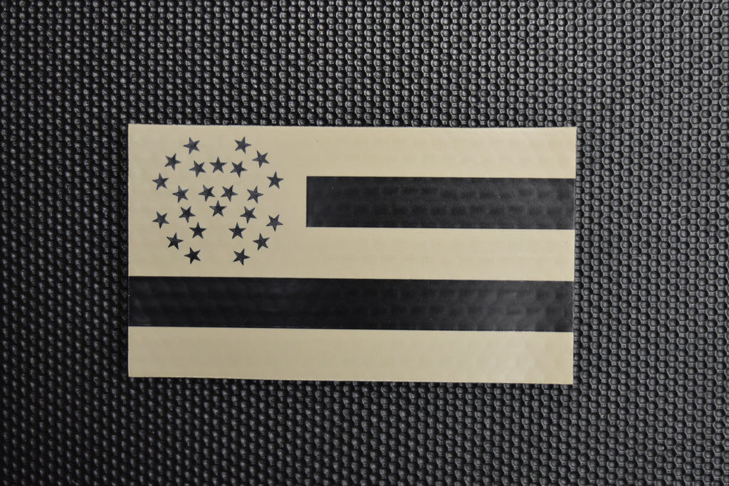 Infrared New York Police Department Flag Patch