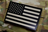 Large Infrared US Flag Patch