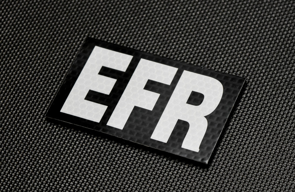 SOLAS Reflective Emergency First Responder Patch