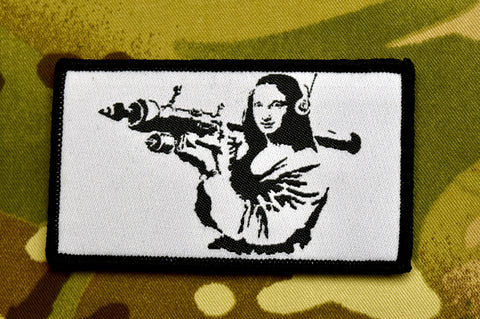 Rory Breaker Woven Morale Patch