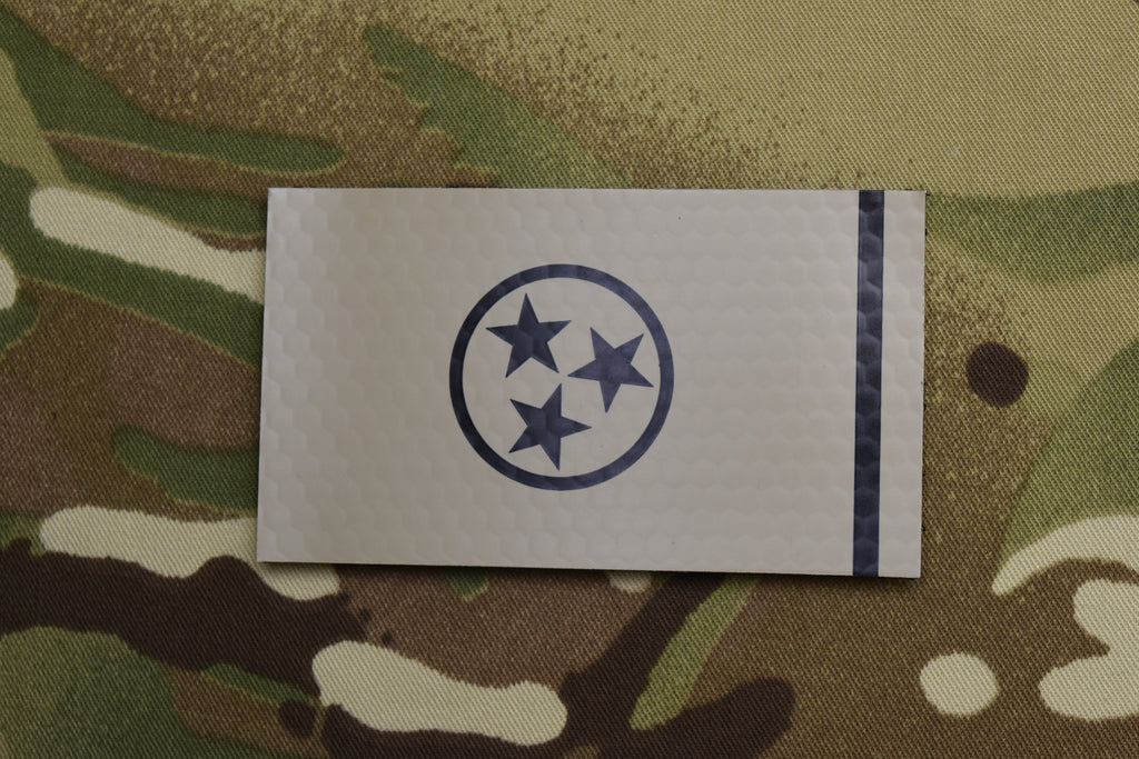 Infrared Tennessee State Flag Patch