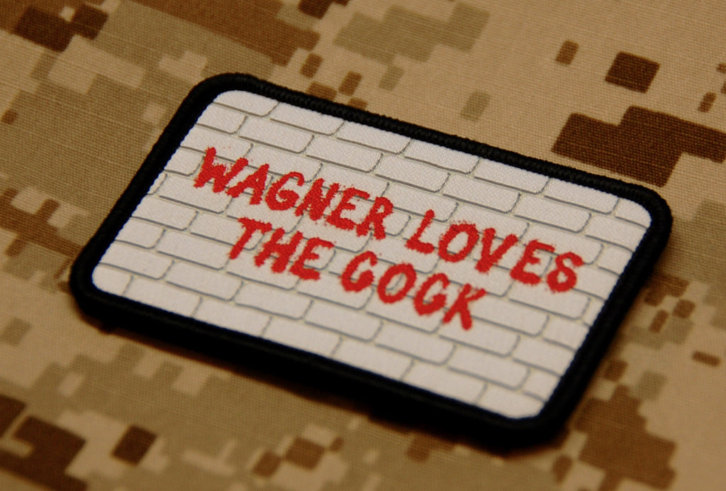 Wagner Loves The Cock Morale Patch