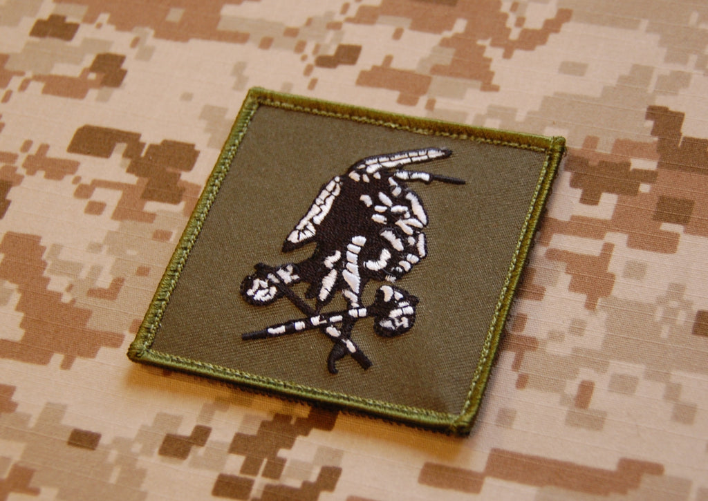 NSWDG Red Squadron 'Shooter' Patch - OD