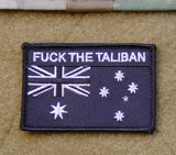 Australian FUCK THE TALIBAN Morale Patch