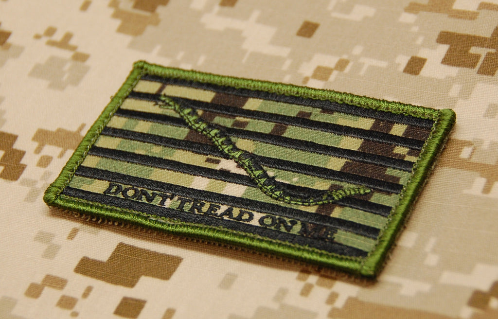 NWU Type III First Navy Jack Uniform Patch