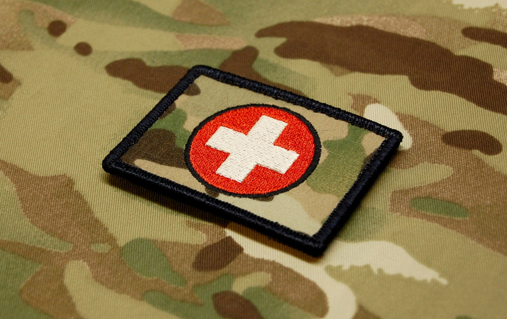 TTA Multicam Medic Patch