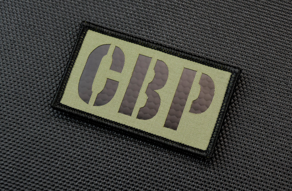 Infrared CBP Patch