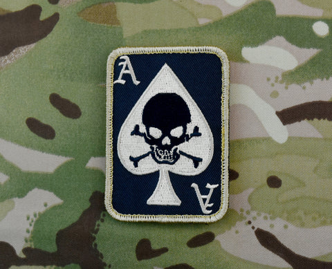 SALTY OLD CUNT Morale Patch Tab