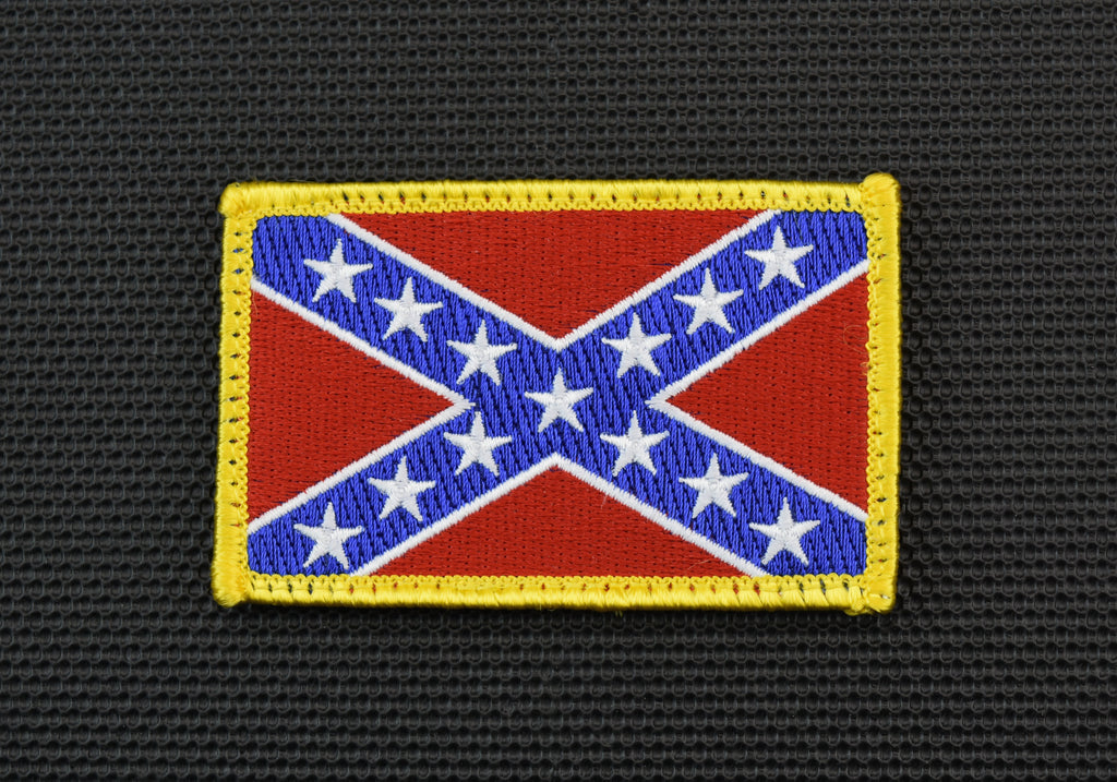 Confederate Flag morale Patch