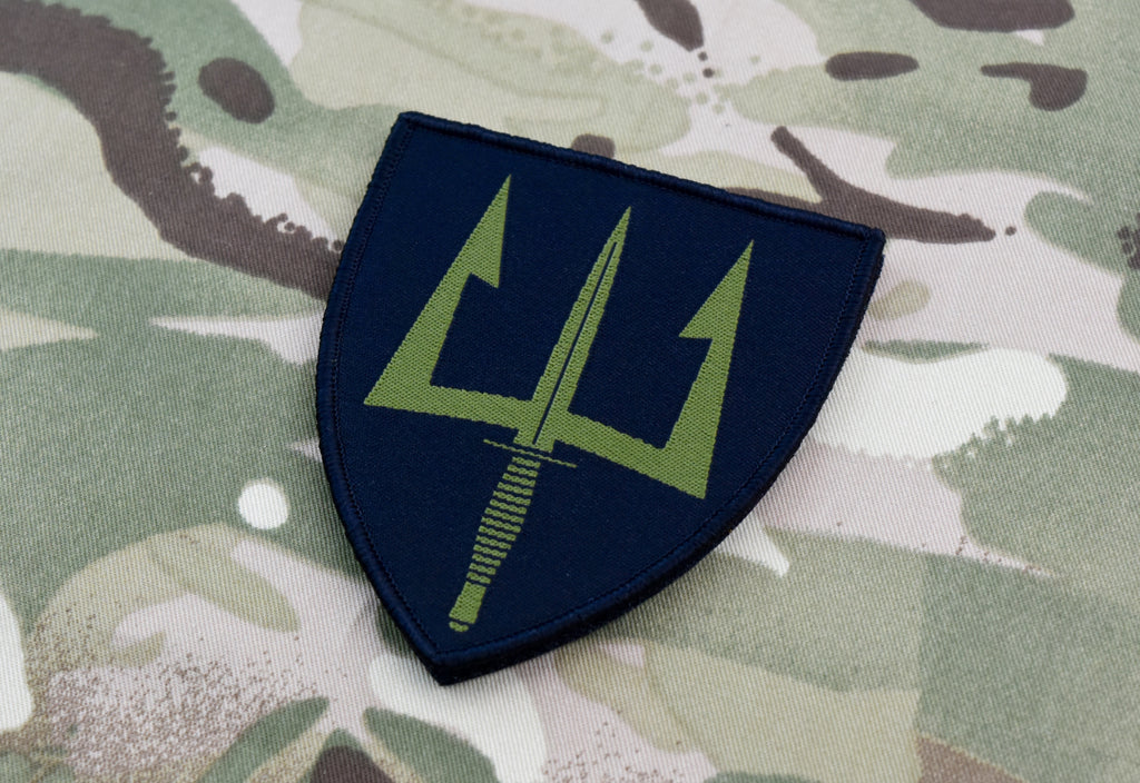 NORSOCOM Woven Patch
