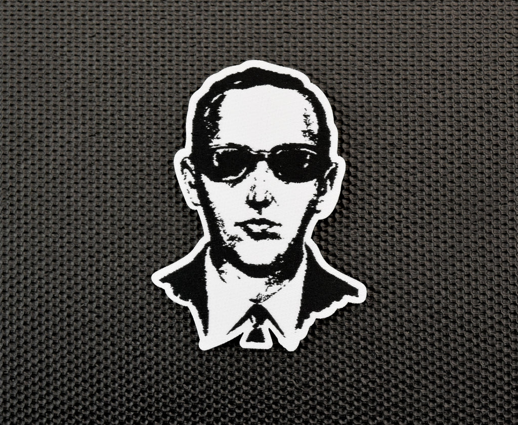 DB Cooper Woven Morale Patch