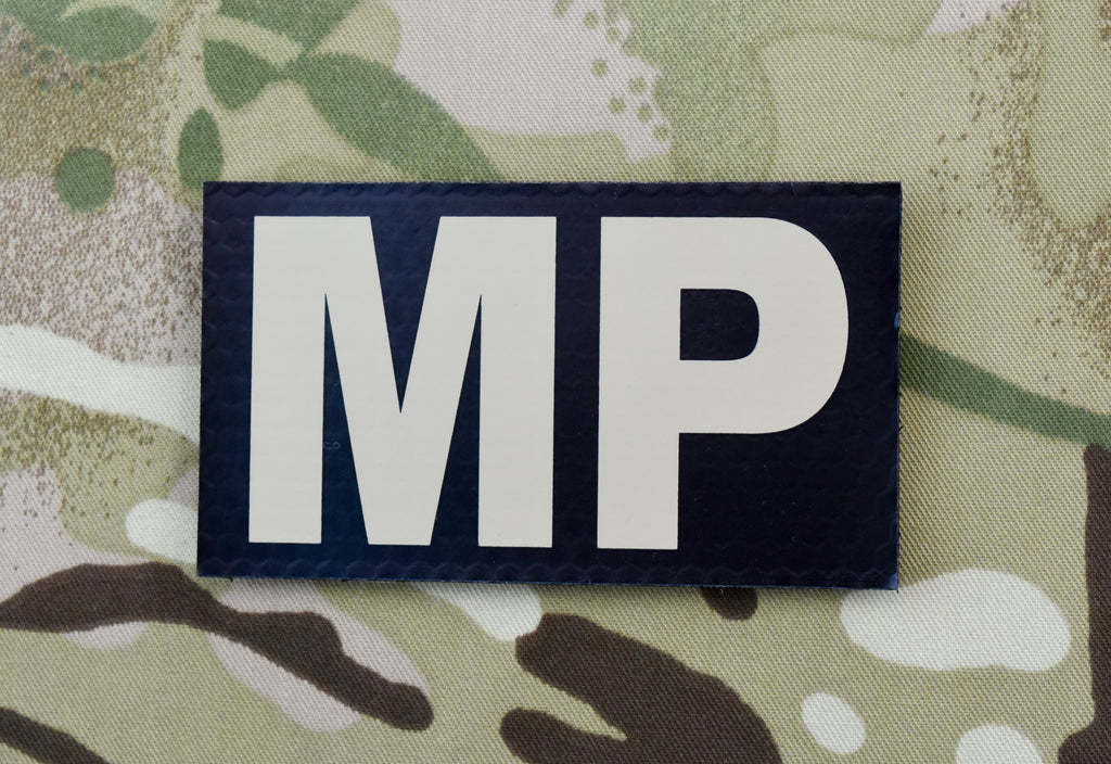 Infrared MP Black & Tan IR Patch