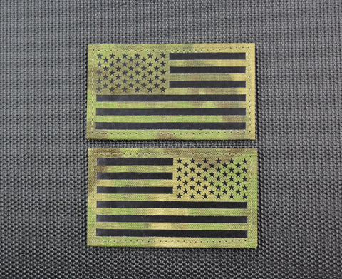 Blackbeard Luminescent Laser Cut Morale Patch