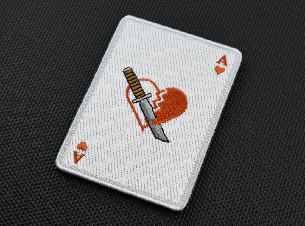 Ace Combat Heartbreak One Morale Patch