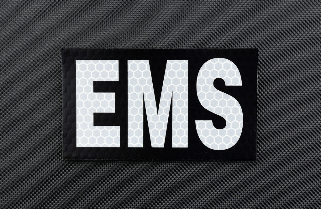 IR Reflective SOLASX EMS Patch