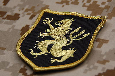 NSWDG Gold Squadron Patch  - Black & Gold