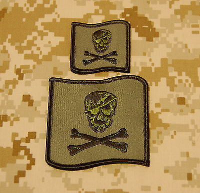 NSWDG Blue Squadron Patch Set - OD
