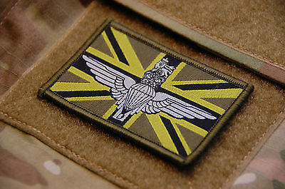 Parachute Regiment Subdued Union Flag Patch