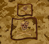 NSWDG Blue Squadron Patch Set - AOR1