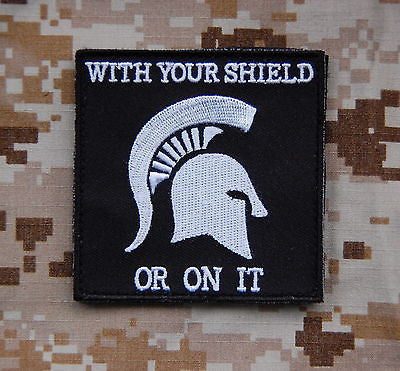 GIVE A FUCK Empty Fuel Gauge Morale Patch